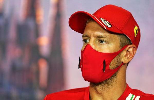Vettel over vervroegde breuk Ferrari: We hebben er niet eens aan gedacht