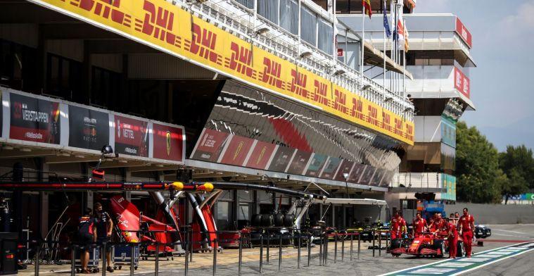 LIVE FP2 of the Spanish Grand Prix