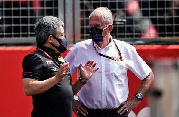 Marko hopes for Verstappen: During GP Belgium we compete for pole position