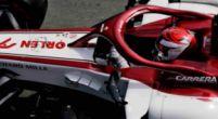 Afbeelding: Werknemers Alfa Romeo moeten in isolatie in Zwitserland na afloop van Spaanse GP