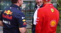 """Afbeelding: Vettel: """"Als ik Horner of Stroll begroet, staat het meteen op de voorpagina"""""""