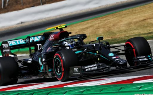 Afbeelding: Uitslag VT1: Mercedes heeft bijna een seconde voorsprong