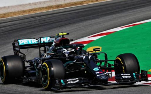 REPORT | Valtteri Bottas fastest in FP1 at the Spanish Grand Prix