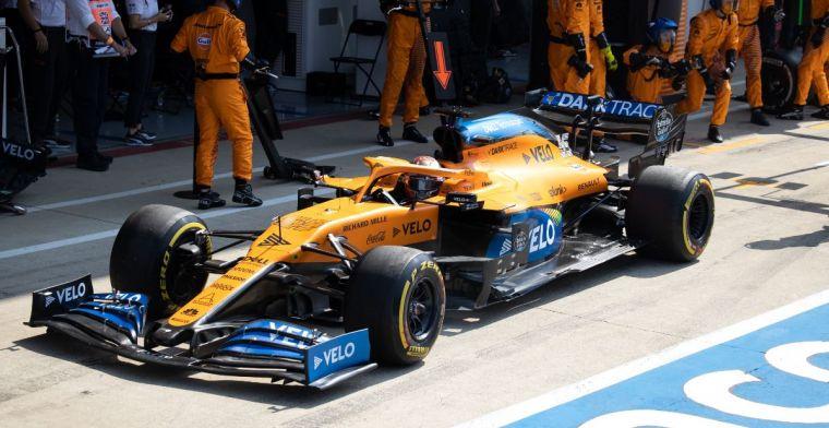 Nieuw chassis voor Sainz ter preventie van koelingsproblemen
