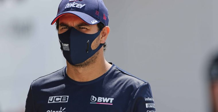 Perez possibly infected by private chef: He was extremely careful