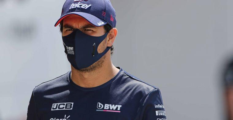 Perez mogelijk besmet geraakt door privé-kok: Hij was enorm voorzichtig