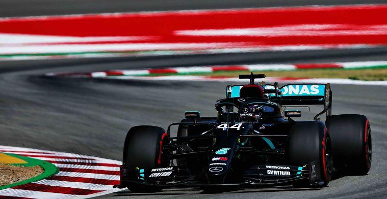 Red Bull versus Mercedes: Waar laat de RB16 steken vallen?