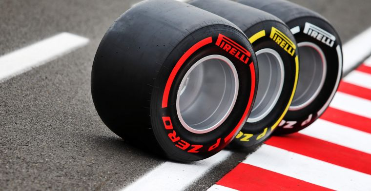 Pirelli expects two-stoppers on Sunday: Simply because of the high temperature