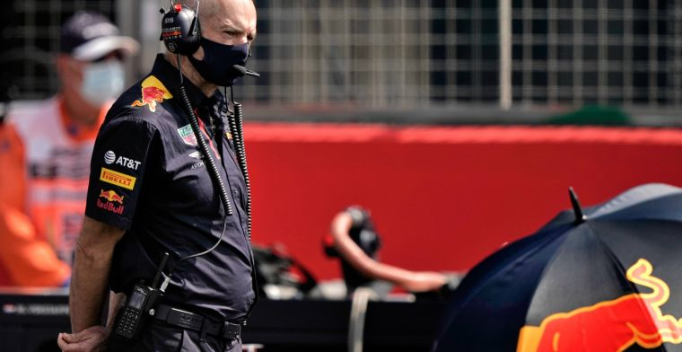 Can Red Bull fight Mercedes again?  Car's vastly improved''