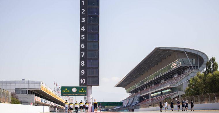 Weersvoorspelling GP van Spanje: Voordeel voor Verstappen met deze temperaturen?