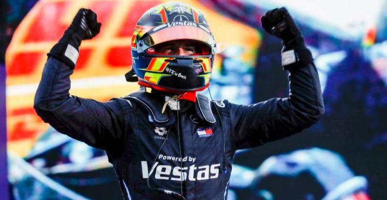 De Vries pakt eerste podium in de Formule E, Vandoorne maakt Mercedes 1-2 compleet