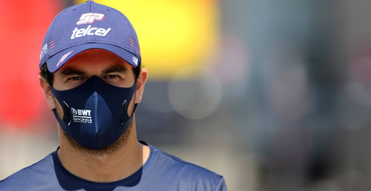 Perez kwaad op 'verzonnen verhalen': ''Dat is gewoon respectloos''