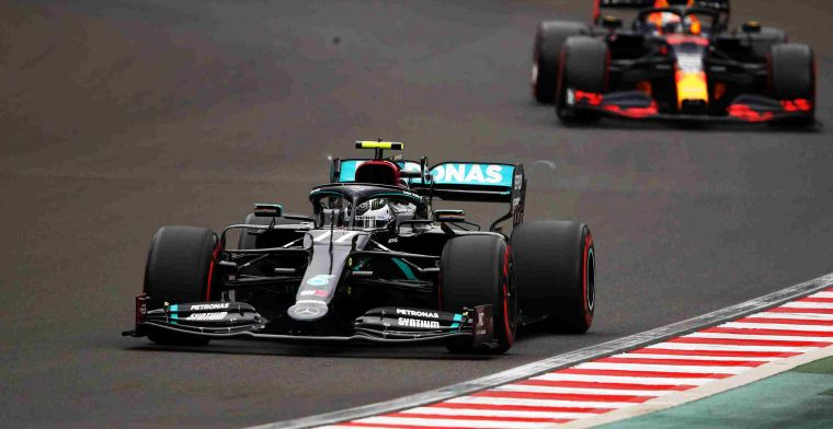 Bottas reveals: I didn't experience any blistering