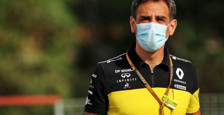 Renault: Racing Point moet alle punten dit seizoen verliezen vanwege de remmen