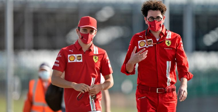 Criticism of Ferrari: ''It's not just one man who has to change everything