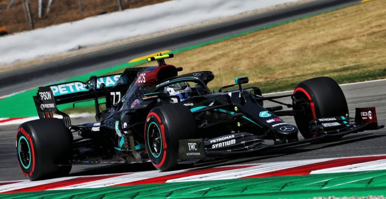 Result FP1: Mercedes has almost a second ahead