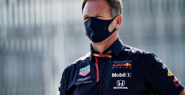 Horner: Mercedes is snel, maar lange runs Verstappen geven hoop