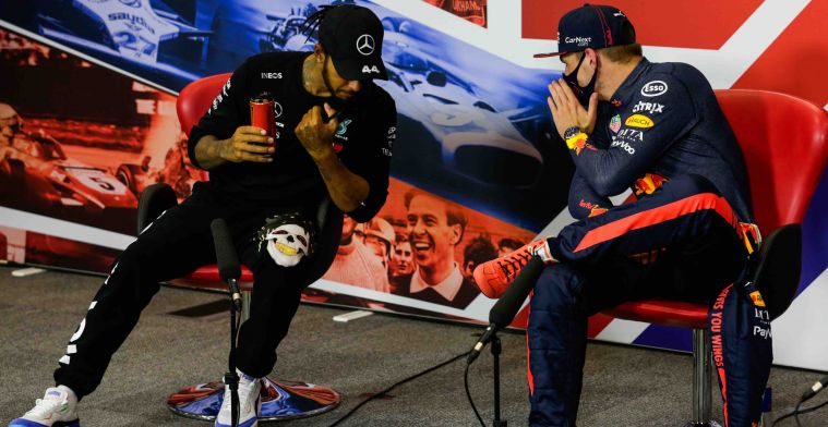 Verstappen looks at biggest competitor: Felt pretty good today