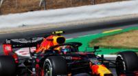 "Image: Horner clarifies problem Albon: ""Small problem in fast lap"""