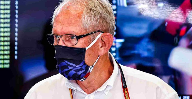 Marko: In Formula 1 only the last race counts in people's perception