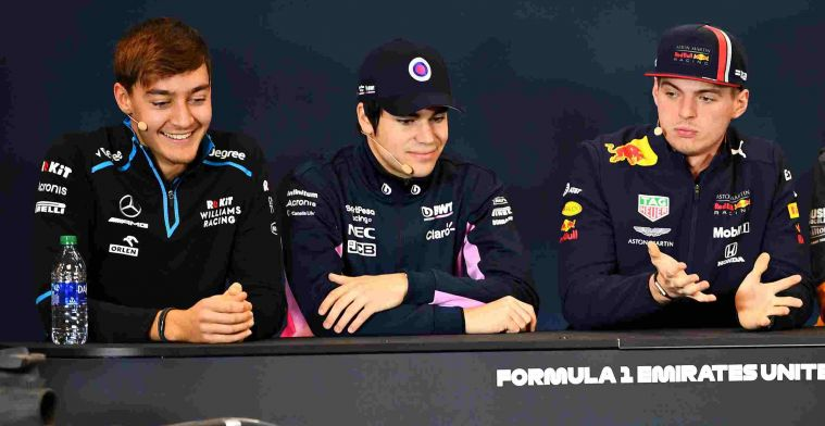 Russell admits he was wrong: To a certain extent, Verstappen is right