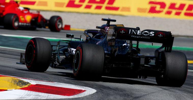 Samenvatting VT3: Verstappen blijft Mercedes volgen, sessie eindigt met rode vlag