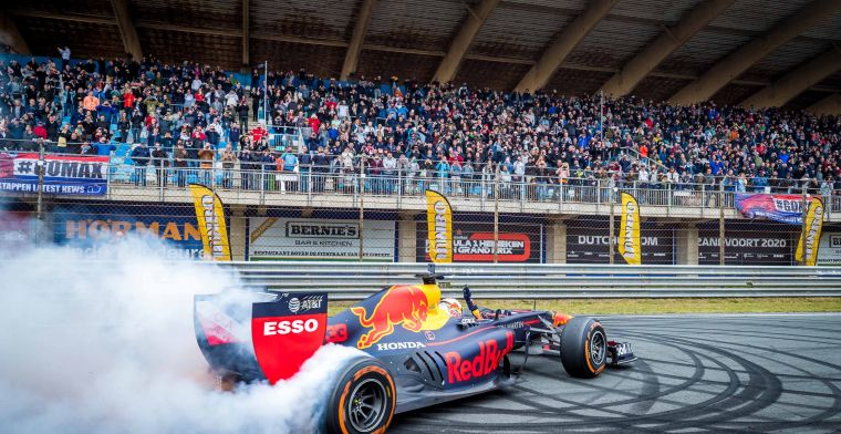 Lammers about Dutch GP 2021: We don't have a date yet