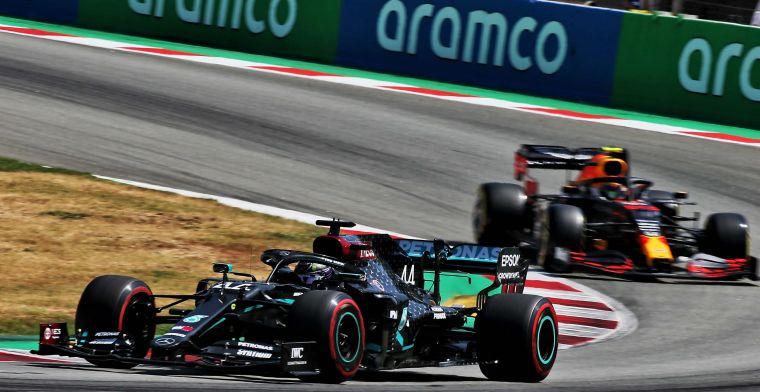 Mercedes dominant in kwalificatie met Hamilton op pole, Verstappen sterk op P3