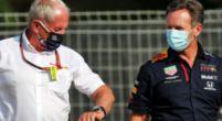 """Afbeelding: Horner lovend: """"Verstappen heeft constant alles uit RB16 gehaald"""""""