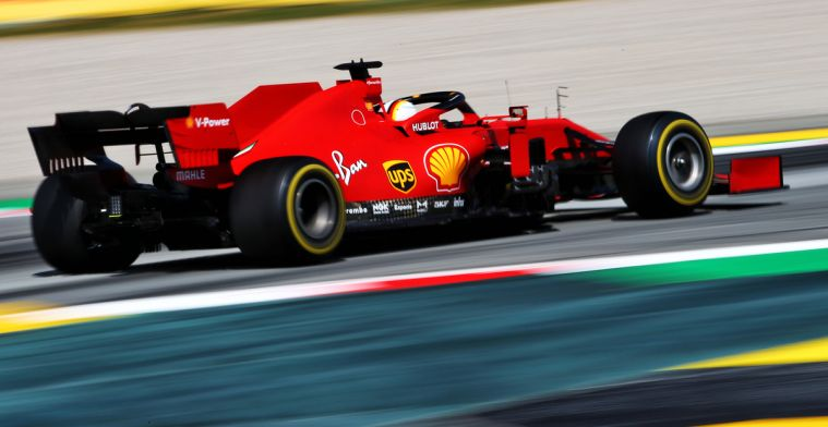 Vettel over onorthodoxe strategie: Hielp mee dat we op een ronde werden gezet