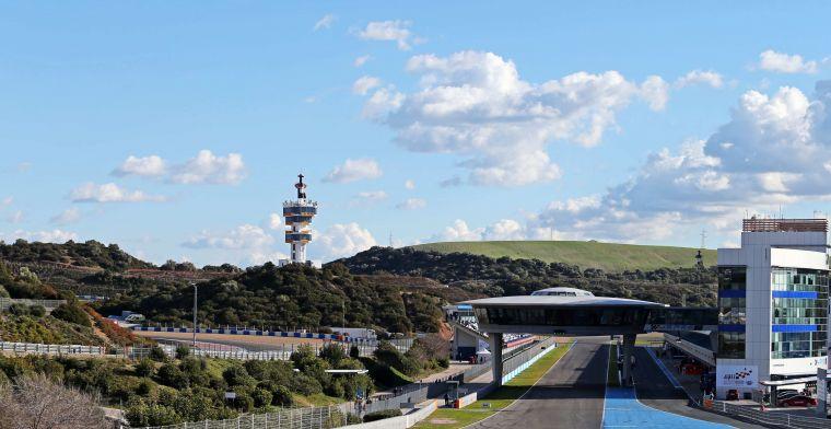 Mol heeft meer kennis over kalender: Jerez wordt mogelijk gebruikt voor Istanbul
