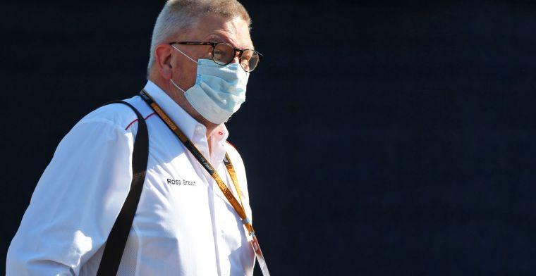 "Brawn over scheiding Vettel en Ferrari: ""Heel erg ongemakkelijk"""