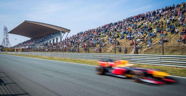 Circuit Zandvoort krijgt een nieuwe naam