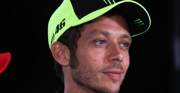 Rossi zag dodelijk projectiel niet eens: Dat doet me nog het meeste schrikken