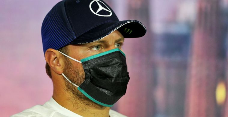 Rosberg: 'Hamilton toonde masterclass racen, Bottas niet agressief genoeg'