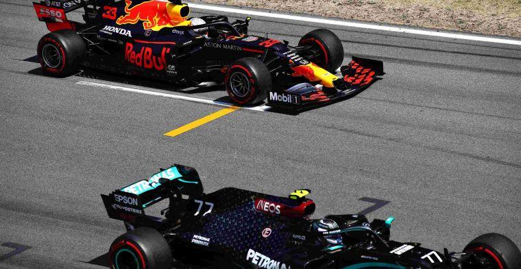 AMS: Albon was sacrificed for Verstappen in Spain