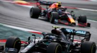 """Image: Mercedes: """"Problems with the tyres are still not solved after Barcelona"""""""