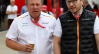 """Image: Statement McLaren for retreating from protest: """"Just needed some time"""""""