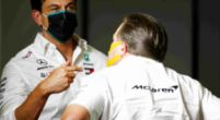 """Image: McLaren on ban qualifying mode: """"Mercedes will continue to be the benchmark"""""""