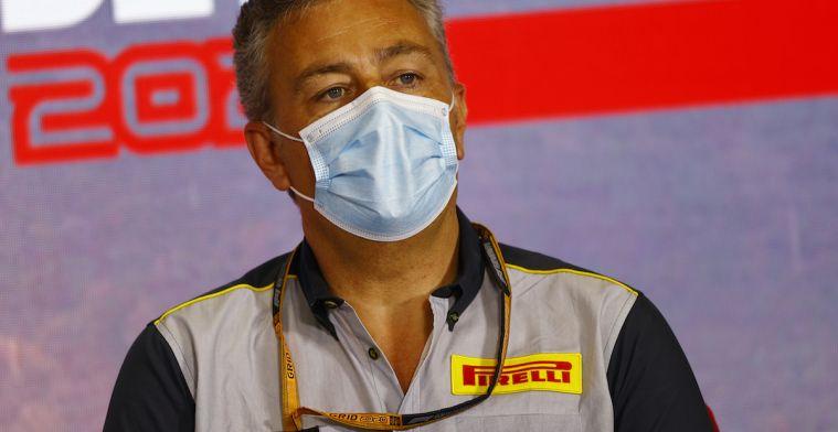 """Pirelli-baas benadrukt: """"Het is wat mij betreft geen veiligheidskwestie"""""""