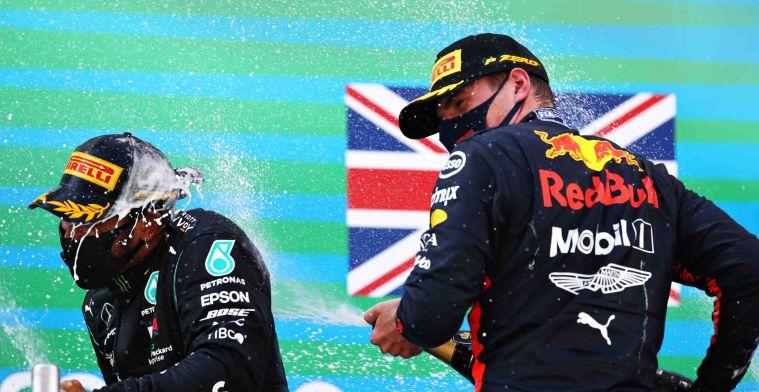 Tussentijdse rapportcijfers: Hamilton scoort bizar hoog, Verstappen niet ver weg