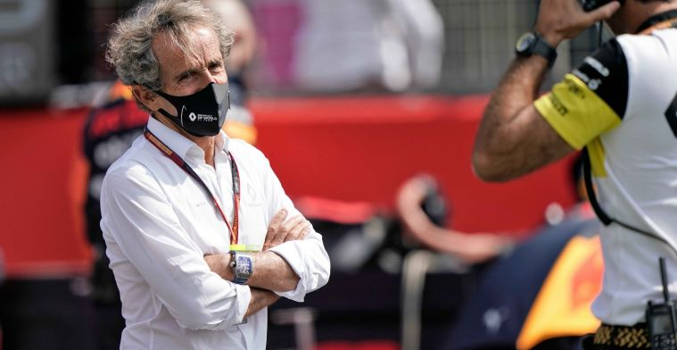 Prost: I cannot see anybody beating him