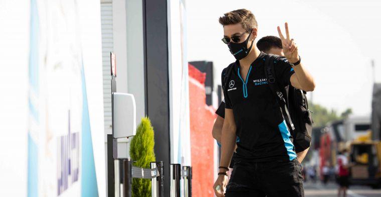 Russell weet wie de Formule 2 titel binnen gaat halen: Het gaat spannend worden