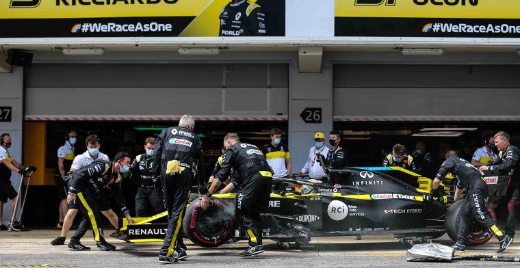 Renault zet weer een stap terug in 2020