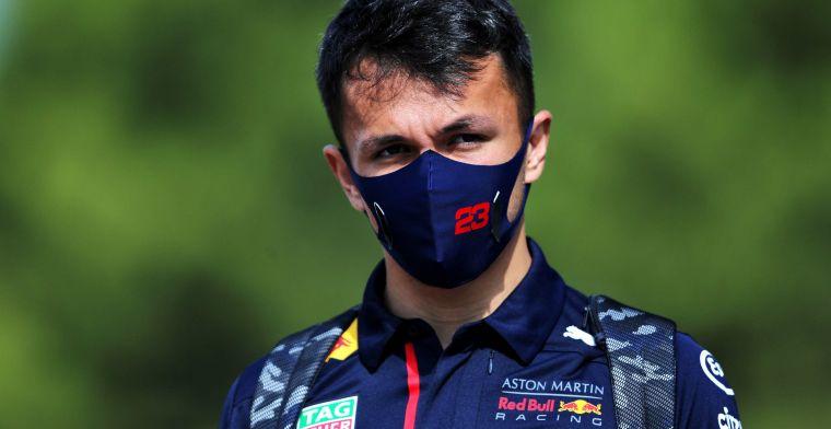 Flop vijf na tweede triple header: Albon en Vettel minder, Ferrari loopt achter