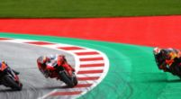 Image: MotoGP provides another exciting race: Hard crash and spectacular final lap