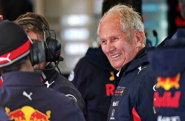 Marko: One forgets that Albon was even faster than Verstappen in second stint
