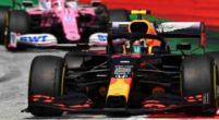 """Afbeelding: Brundle wijst naar Verstappen en Hamilton: """"Wat Perez deed, vind ik raar"""""""