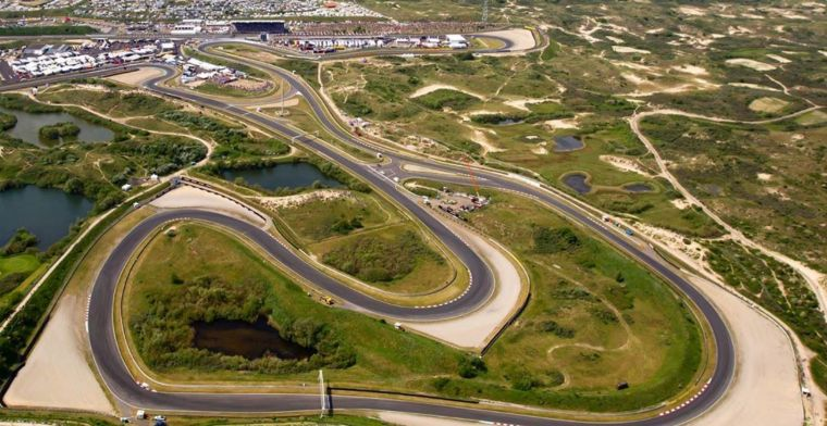 Partnership CM.com last step in transformation Circuit Zandvoort