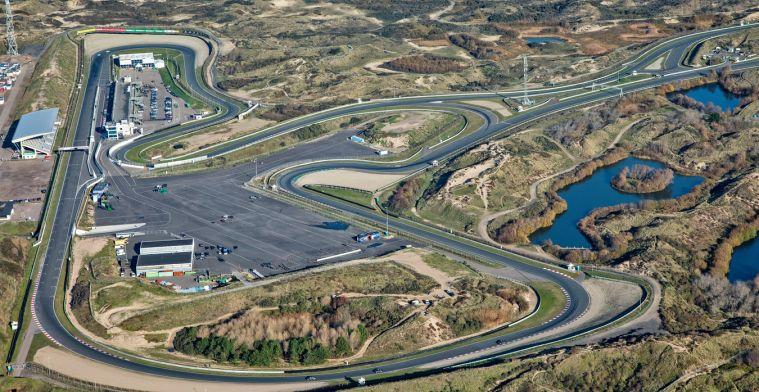 Circuit Zandvoort heeft Grade One-licentie voor Formule 1-race in 2021